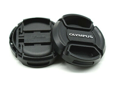 Olympus LC-37 front pinch camera lens cap for lens with 37mm filter  - UK SELLER
