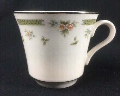American Royalty Spring Gardens 1 Porcelain 8 Oz Teacup