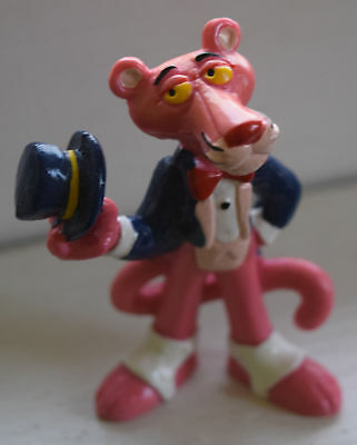 Pink Panther Figure Bully PVC 1983 United Artists W Germany