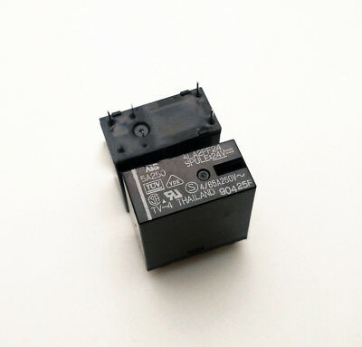 5 Pcs ALA2PF24 Encapsulation Relay 2 Form As Lim Power Relay