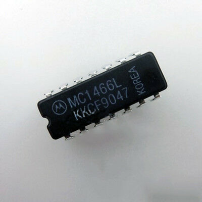 5 Pcs MC1466L CDIP-14 Voltage And Current Regulator IC