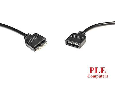 Lamptron RGBW 1m Header Extension Cable[HEADER-EXT-1M]