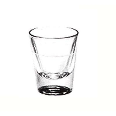 Libbey Glassware - 5121/S0711 - 1 1/4 oz Whiskey Glass w/7/8 oz Cap Line