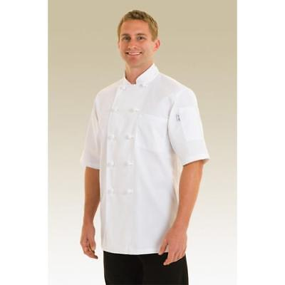 Chef Works Tivoli Chef Coat Jacket - White - All Sizes
