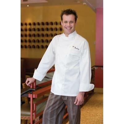 Chef Works Madrid Chef Coat Jacket - White - All Sizes