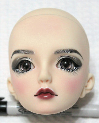 Volks DWC #3 Head (Pure Skin Normal)
