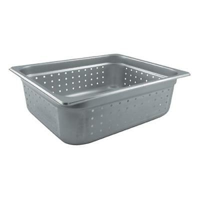 Update International - NJP-506PF - Half Size 6 in Perforated Steam Table Pan