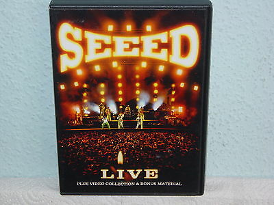 "*****DVD-SEEED""LIVE-Plus Video Collection & Bonus Material""-2006 Warner*****"