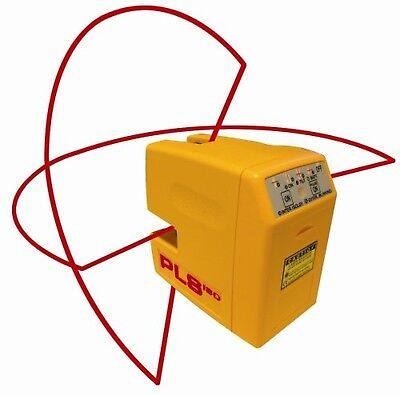 PLS180 Red Cross Line Laser Level PLS-60521 by Pacific Laser Systems New