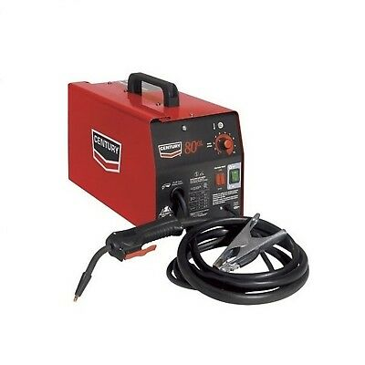 Century 80GL Flux Cored Wire Feed Welder, 70 amps, 115V AC (Pack of 1) New