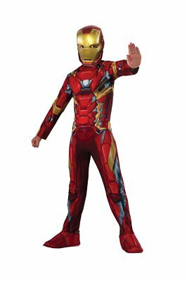 Capitan America Civil War Premiere in Cinemas 29 April 2016 – Costume Iron Man L