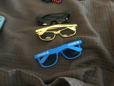 New Lot of 3 Sunglasses Trevana, Chase The Rockett's And Lady Gaga