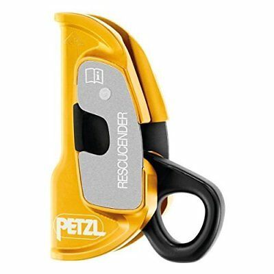 Petzl B50A RESCUCENDER Openable Cam-Loaded Rope Clamp