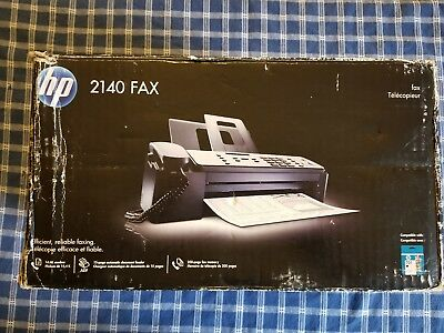 HP 2140 EXECUTIVE FAX CM721A All in One PRINTER FAX SCAN COPY