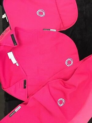 Bugaboo Cameleon Pink Accessories