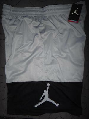 f9dc44f232c366 NWT NIKE AIR Jordan Basketball Shorts Men s Big Tall Size 3xl Red R8 ...