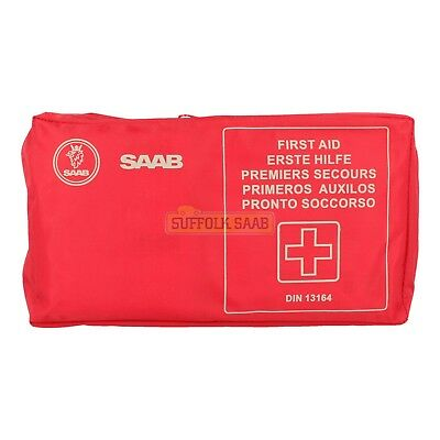 Saab 9000 85-98My First Aid Kit Touring Brand New Genuine 32000519 Rare Suffolk