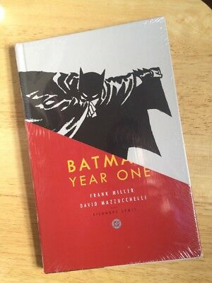 New! Still Sealed! Year One by Frank Miller (2005, Hardcover, Deluxe)
