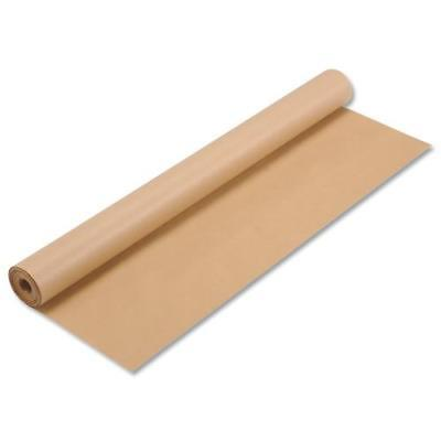 750MM X 50M Flexocare Heavy Duty Thick Brown Kraft Wrapping Paper - FREE P&P
