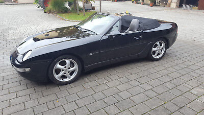 Porsche 968 Cabriolet 6 Gang Handschaltung manual RHD UK full history