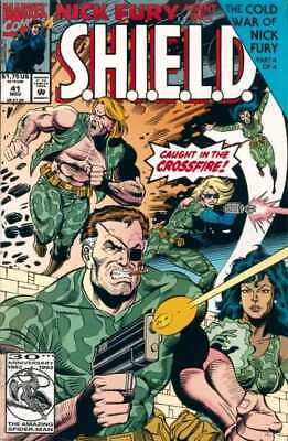 Nick Fury: Agent of SHIELD (1989 series) #41 in Near Mint condition
