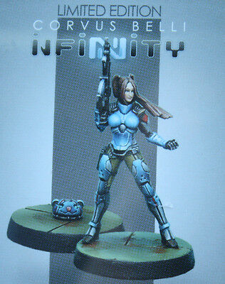 INFINITY - Neoterra Bolt COSPLAY EDITION - LIMITED EDITION Bootleg - Super RAR