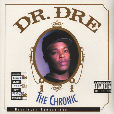 Dr.Dre - The Chronic (Vinyl 2LP - 1992 - EU - Reissue)