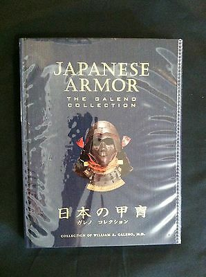 Japanese Armor The Galeno Collection Ian Bottomley