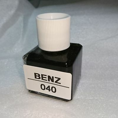 For Mercedes BENZ Touch Up Kit Paint Color Code # 040 Black