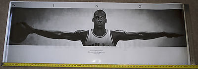 "Michael Jordan WINGS POSTER  43 cm x 123 cm ( 17"" x 48"" inches)"