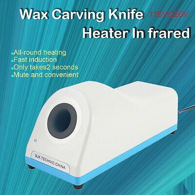 NEW Dental Lab Infrared Electronic Sensor Induction Carving Knife Wax Heater