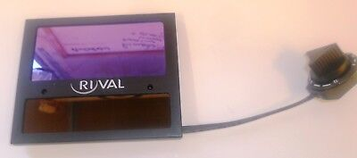 RYVAL Auto Darkening Welding Lens Filter-MODEL - OLE350 (collect + B.O.G.O.F.)