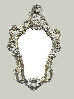 Wall Mirror Gold Mirror 50X76 Antique Baroque Wall Deco Rococo Repro New