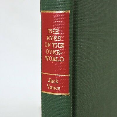 Gregg Press Science Fiction Series: The Eyes of the Overworld - Jack Vance 1977