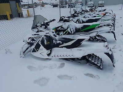 2013 Arctic Cat F 1100 Turbo