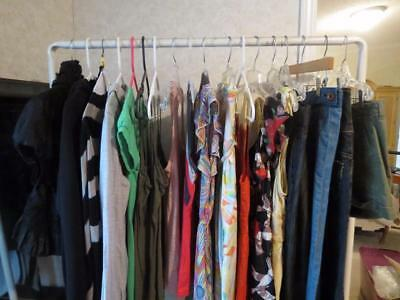 70 Pieces Juniors Womens Wholesale Clothing Lot Extra Small-Extra Large Resale