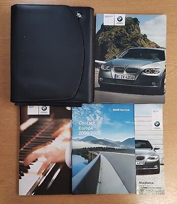 Bmw 3 series e90e91 saloon touring m3 owners manual handbook bmw 3 series e90e91 saloontouring handbook manual wallet 2005 2008 pack sciox Gallery
