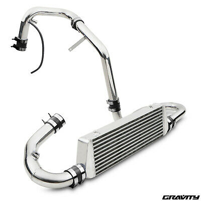 Frontale Di Alluminio Supporto Intercooler Kit Vw Golf Bora Jetta Mk4 1.8T Gti
