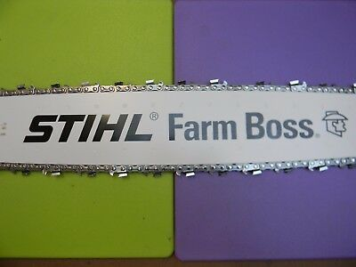 "Stihl 20"" Bar Chainsaw  029 034 036 039 Ms290 Ms390 Ms360 Farmboss .325 Pitch"