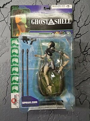 2000 Ghost In The Shell /Major Motoko Kusanagi McFarlane New
