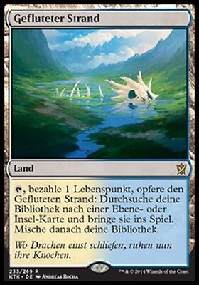 Komplett-Set  KHANS of TARKIR  - deutsch -  Strand+Polluted+Heath+Sorin+Sarkhan