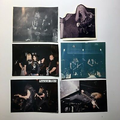 Ancient Rites - Original Photos / Enthroned, Mayhem, Zemial, Rotting Christ