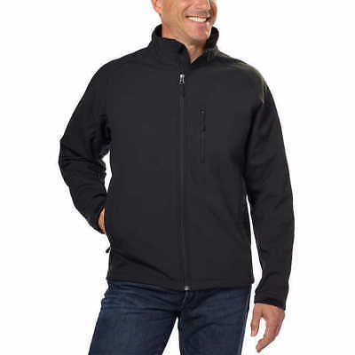 Kirkland Signature Softshell Full Zip Jacket – Size/Color Varies – 1035200 – New