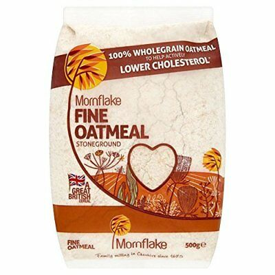 Mornflake Fine Oatmeal Cereal, 500g