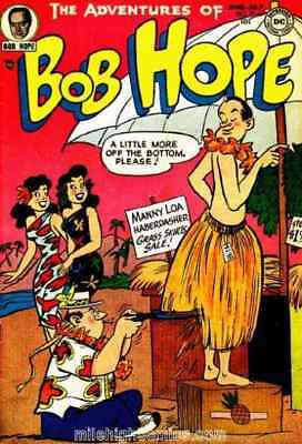 Adventures of Bob Hope #27 in Very Good - condition. FREE bag/board