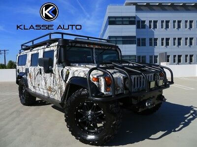2004 Hummer H1 Wagon Turbodiesel 2004 Hummer H1 Wagon Turbodiesel Only 29k Miles Tons of Upgrades Rare Must See