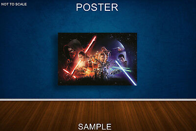 Star Wars collection MOVIE POSTER A2,A1,61x91cm(24x36inch)