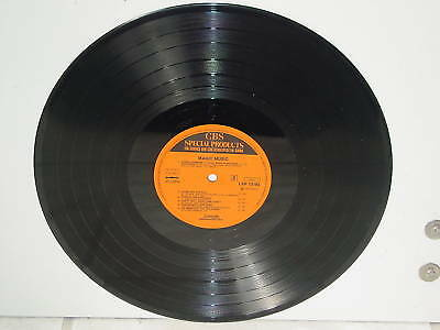 """***MAGIC MUSIC-12""""Inch CBS Special Products SpaKa LP***"""