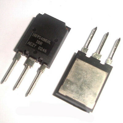 10 Pcs IRFPS40N50L TO-247 FPS40N50L IRFPS40N50 Power MOSFET