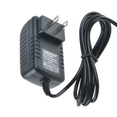 Power charger AC adapter for Summer Infant 28980 DUAL Parent View Baby monitor